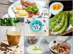 idei de mic dejun low carb high fat Lchf, Low Carb, Fat, Breakfast, Ethnic Recipes, Essen, Morning Coffee