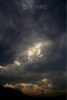 Un día nublado<3.