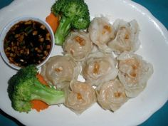Shrimp Dumpling From Awesome Thai In Reseda Ca