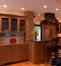 A SMALL KITCHEN FOR A PROFESSIONAL CHEF - Meadowlark Builders | Meadowlark Builders » Blog Archive