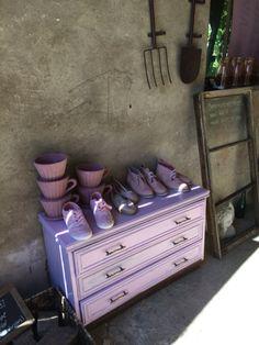 Garage shoe shop in Vääksy