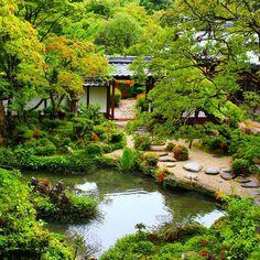滋賀 西明寺 #滋賀 #西明寺 #新緑 #庭 #green #shiga #temple #japan #canon #instagood #all_shots #travel #traveling #vacation #visiting #instatravel #instago #trip #holiday #travelling #tourism #instapassport #instatraveling #travelgram #travelingram #igtravel #traveller #traveler #japantrip #ファインダー越しのわたしの世界 by ryokovov