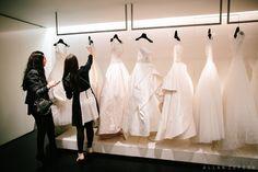 Win a FREE trip to NYC to wedding dress shop at @Amsale Bridal Bridal Bridal