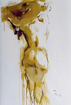 Figure Painting, Painting & Drawing, Life Drawing, Figure Drawing, Paar Illustration, Art For Art Sake, Erotic Art, Artist Art, Figurative Art