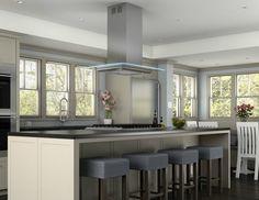 Genial Image Result For Modern Kitchen Stove Top On Island Stove Range Hood, Island  Vent Hood
