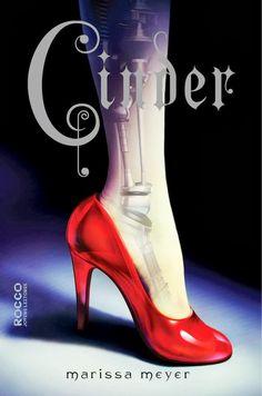 "Resenha de  ""Cinder"" - Marissa Meyer - Bibliomaníacas"