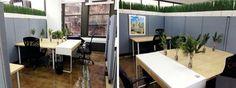 Office ideas for Morgan Brookes