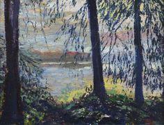 Garth Armstrong - Lake Chemong Kawarthas 8 x 10