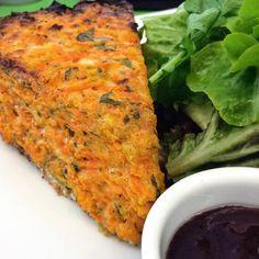 Torta de cenoura, alho poró e queijo   Gastrolândia – por Ailin Aleixo