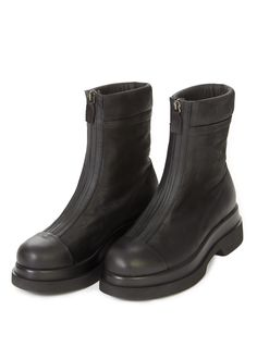 Black Zip Up Wedge Boots - Jessimara Sheepskin Slippers, Black Zip Ups, Wedge Boots, Patent Leather, Shop Now, Wedges, Shopping, Shoes, Fashion