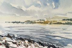Forside Uffe Boesen Akvarel Maleri og akvarelkurser nyhedsbrev