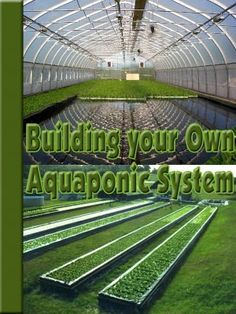 Build Your Own Aquaponics System - book found on Barnes & Noble, out of stock, check Amazon