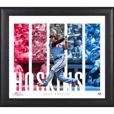 8ec364d614295d Rhys Hoskins Philadelphia Phillies Fanatics Authentic Framed 15'' x 17''  Player Panel Collage