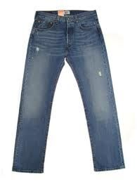 Levis 501 jeans - American National Costume :)