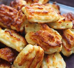 Oven Roasted Cauliflower Tater Tots I made a commitment in 2012, to drop a pound a month. I didn't succeed, though I got pretty close! I...