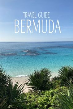 Vacation in Bermuda for a 4 day getaway. A great budget-friendly honeymoon get away if you plan your vacation during off season.   #vacation #bermuda #honeymoondestinations #vacationunited #honeymoonisland #vacationdeals #vacationpackages #4daygetaway #budgetvacation #vacationplanner #cheapflights
