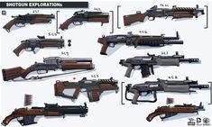 Shotgun Explorations