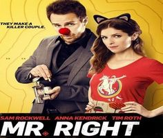 Mr Right (2015) watch online hollywood movies - Hd Movies & Videos