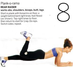 i've been searching for a good booty workout - trying this today!