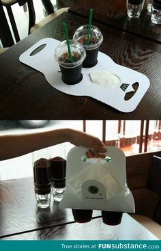 All coffee shops should have this
