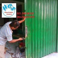 jasa service rolling door termurah, folding gate murah jakarta: ahlinya service rolling door termurah jakarta 0812...