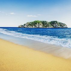 #TravelTuesday Inspiration: #Huatulco #Mexico! Set on Mexicos #Pacific Coast Huatulco is a relaxed vacation destination featuring striking #scenery and water. Its 12 miles of superb shoreline and #forest are utterly pristine. While Playa La Entrega is the perfect place in Huatulco to take in the beauty of calm #waters incredible #fish and fascinating #coral reefs San Augustin though more secluded is an ideal place for #snorkelling. Though we really aren't picky. Would you visit Huatulco?…