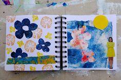 mano kellner, sketchbook