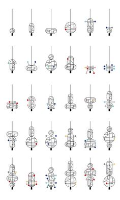A Lighting Collection With Endless Combinations - Design Milk
