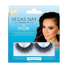 Pin for Later: 10 Dope Beauty Brands All Millennials Should Know Vegas Nay Lashes by Eylure