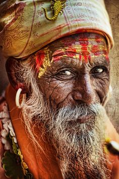 Photograph Baba in Jaisalmer by Manuel Lao on 500px