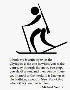 Taking more potshots at the #biathlon #sochi2014 #winterolympics