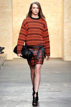Proenza Schouler Fall 2012 Ready-to-Wear Collection Photos - Vogue