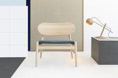 Ferdinand Lounge Chair design by Oeo Studio