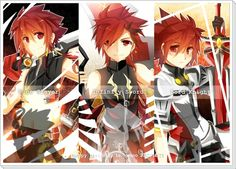 Elsword RS, IS & BK