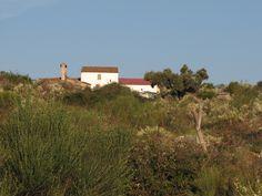 Comeada - Na margem do Rio Sever - (Em tempos remotos: - 1758, era um dos lugarejos bastante povoado e que fazia parte da freguesia de Santo António das Areias)
