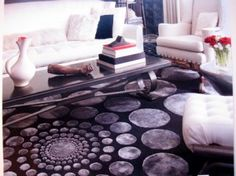 metal - projects - white is strongly associated - http://openspacesfengshui.com/feng-shui-tips/2009/12/feng-shui-metal-element/
