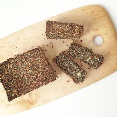 Paleo super seed bread #paleo #superseed #seed #bread