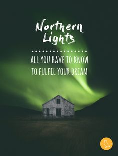 Northern Lights: How? Where? When? In our guide, you'll find everything you have to know about the Aurora to make your dream come true.