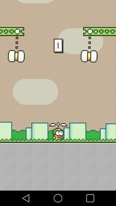 Swing Copters – Game Baru Dari Si Pembuat Flappy Bird, Dong Nguyen http://www.aplikanologi.com/?p=28803