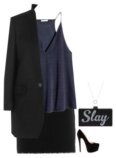 """#2512"" by azaliyan ❤ liked on Polyvore featuring J.W. Anderson, H&M, STELLA McCARTNEY and Michael Kors"