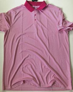 67cae1e5 Nike Golf DriFit Victory Polo Men's Size M New with Tags 725520 616 NEW $60  #NikeGolf #PoloRugbyTShirt