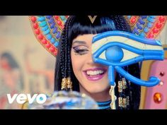 Katy Perry - Dark Horse (Official) ft. Juicy J - YouTube