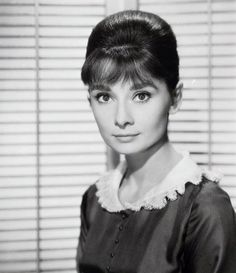 The great and beautiful actress, Audrey Hepburn