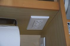 All AC outlets are not created equal…adding a new outlet in the RV galley.