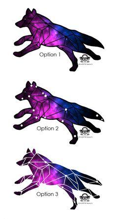 fox constellation tattoo - Hľadať Googlom