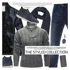 """""""Casual Style"""" by pokadoll ❤ liked on Polyvore featuring SELECTED, Hogan, Dolce&Gabbana, FOSSIL, polyvoreeditorial and polyvoreset"""