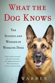 Cat Warren is a university professor and former journalist with an admittedly odd hobby: She and her German shepherd have spent the last seven years searching for the dead. Solo is a cadaver dog. What started as a way to harness Solo's unruly energy and enthusiasm soon became a calling that introduced Warren to the hidden and fascinating universe of working dogs, their handlers, and their trainers... #nonfiction #dogs