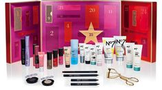 25 Days Of Beauty Wonders with products