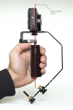 THE PICOSTEADY - Video Camera Stabilizer
