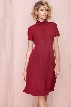 We hate to say goodbye to summer, but we love to say hello to fall dresses.